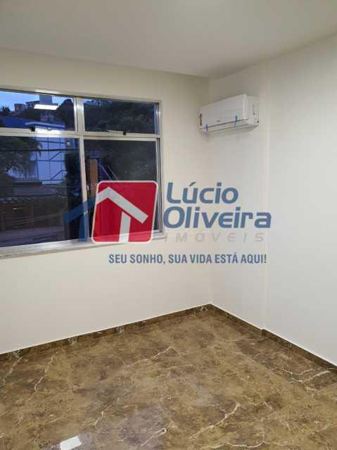 6-Quarto  solteiro. - Apartamento 2 quartos à venda São Cristóvão, Rio de Janeiro - R$ 365.000 - VPAP21500 - 8