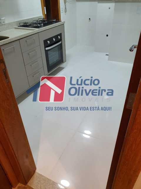 10-Cozinha cooktop e forno. - Apartamento 2 quartos à venda São Cristóvão, Rio de Janeiro - R$ 365.000 - VPAP21500 - 12