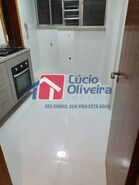 11-Cozinha e area de serviço. - Apartamento 2 quartos à venda São Cristóvão, Rio de Janeiro - R$ 365.000 - VPAP21500 - 13