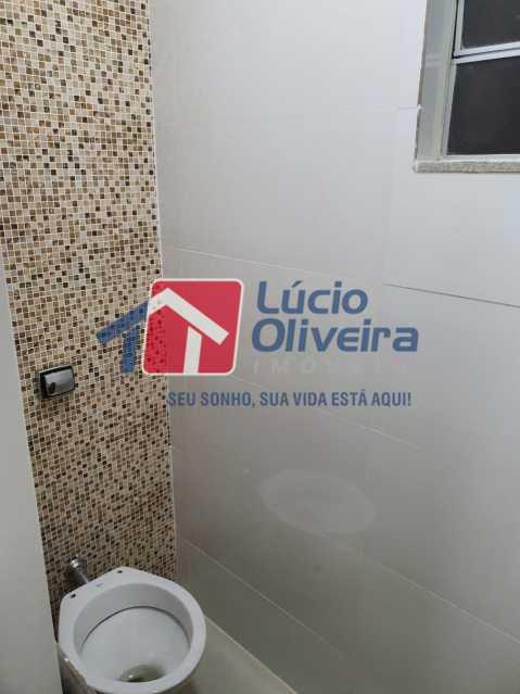 14-Banheiro empregada. - Apartamento 2 quartos à venda São Cristóvão, Rio de Janeiro - R$ 365.000 - VPAP21500 - 16