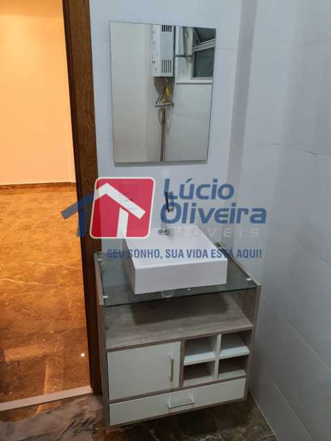 15-Banheiro social ...... - Apartamento 2 quartos à venda São Cristóvão, Rio de Janeiro - R$ 365.000 - VPAP21500 - 17