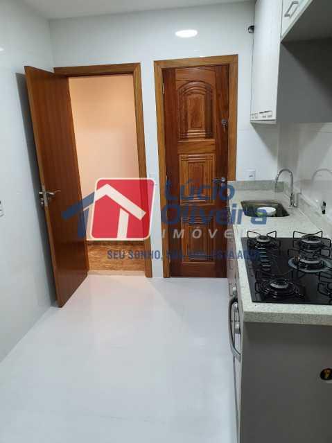 16-Cozinha ampla. - Apartamento 2 quartos à venda São Cristóvão, Rio de Janeiro - R$ 365.000 - VPAP21500 - 18