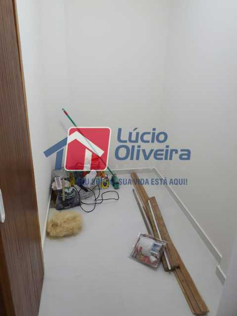 17-dependencia empregada. - Apartamento 2 quartos à venda São Cristóvão, Rio de Janeiro - R$ 365.000 - VPAP21500 - 19
