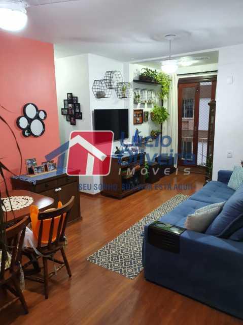 1-Sala 2 ambientes. - Apartamento 3 quartos à venda Engenho Novo, Rio de Janeiro - R$ 260.000 - VPAP30367 - 1