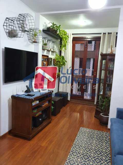 2-Sala estar. - Apartamento 3 quartos à venda Engenho Novo, Rio de Janeiro - R$ 260.000 - VPAP30367 - 3
