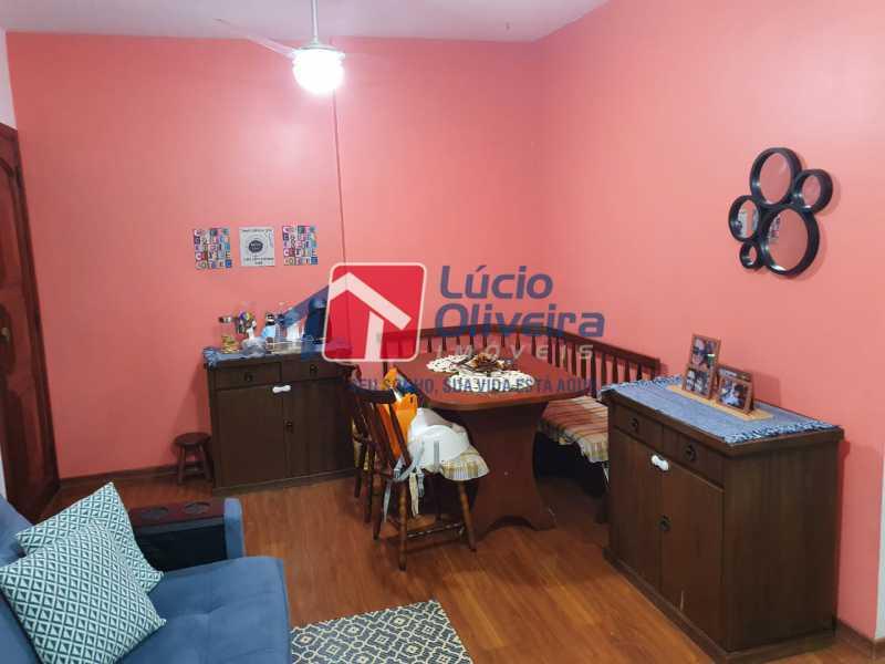 3-Sala Jantar. - Apartamento 3 quartos à venda Engenho Novo, Rio de Janeiro - R$ 260.000 - VPAP30367 - 4