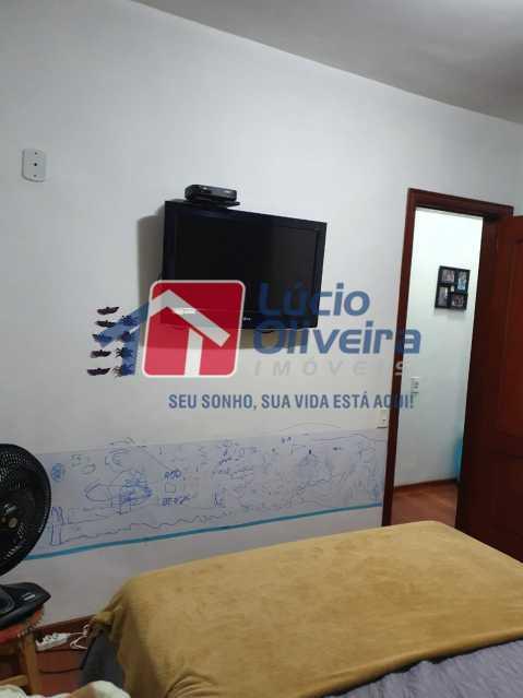4-Quarto casal.... - Apartamento 3 quartos à venda Engenho Novo, Rio de Janeiro - R$ 260.000 - VPAP30367 - 5