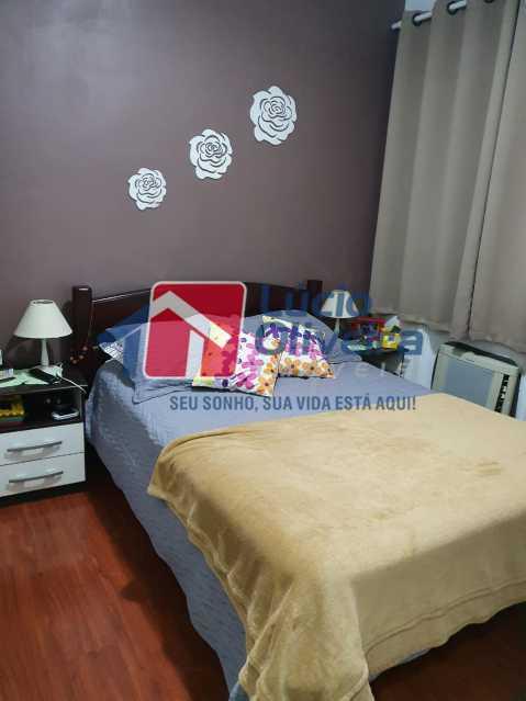 5-Quarto casal. - Apartamento 3 quartos à venda Engenho Novo, Rio de Janeiro - R$ 260.000 - VPAP30367 - 6