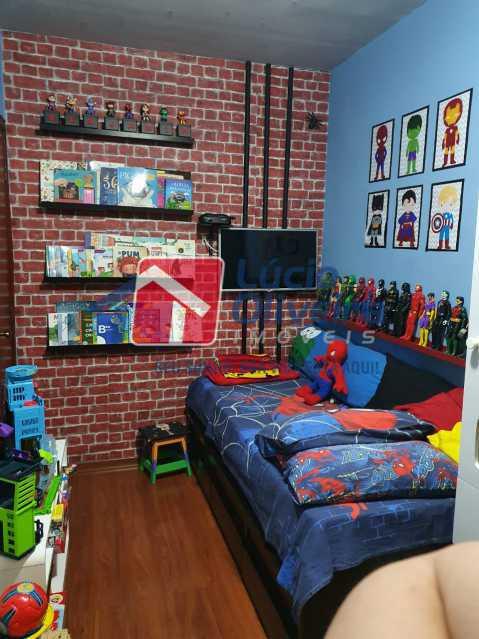 6-Quarto solteiro. - Apartamento 3 quartos à venda Engenho Novo, Rio de Janeiro - R$ 260.000 - VPAP30367 - 7