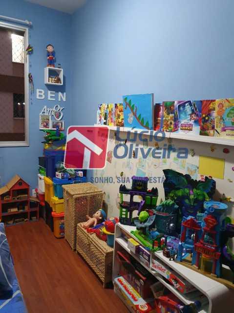 7-Quarto solteiro.... - Apartamento 3 quartos à venda Engenho Novo, Rio de Janeiro - R$ 260.000 - VPAP30367 - 8