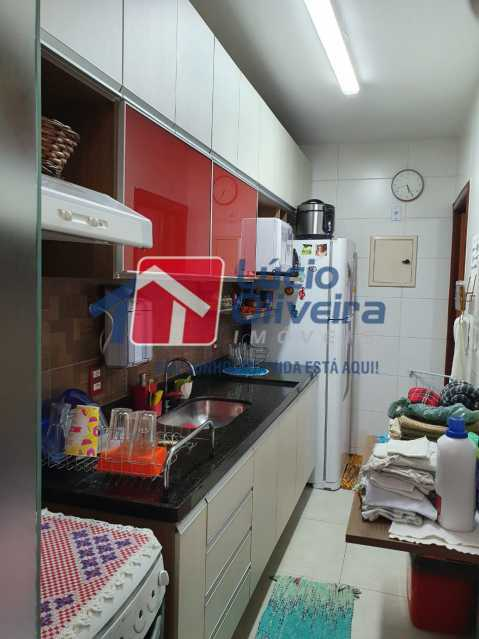10-Cozinha armarios planejados - Apartamento 3 quartos à venda Engenho Novo, Rio de Janeiro - R$ 260.000 - VPAP30367 - 11