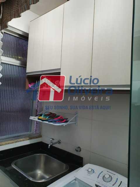 11-Area de serviço. - Apartamento 3 quartos à venda Engenho Novo, Rio de Janeiro - R$ 260.000 - VPAP30367 - 12