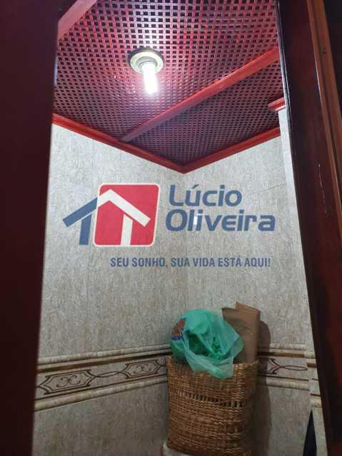 16-Banheiro serviço2. - Apartamento 3 quartos à venda Engenho Novo, Rio de Janeiro - R$ 260.000 - VPAP30367 - 17