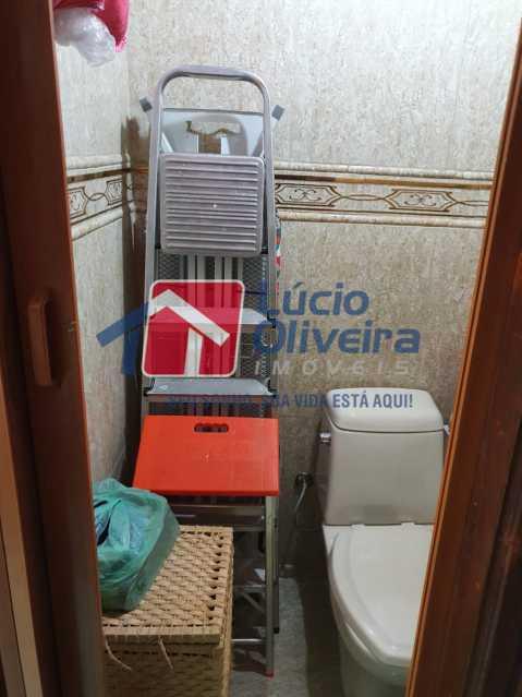 17-Banheiro serviço. - Apartamento 3 quartos à venda Engenho Novo, Rio de Janeiro - R$ 260.000 - VPAP30367 - 18