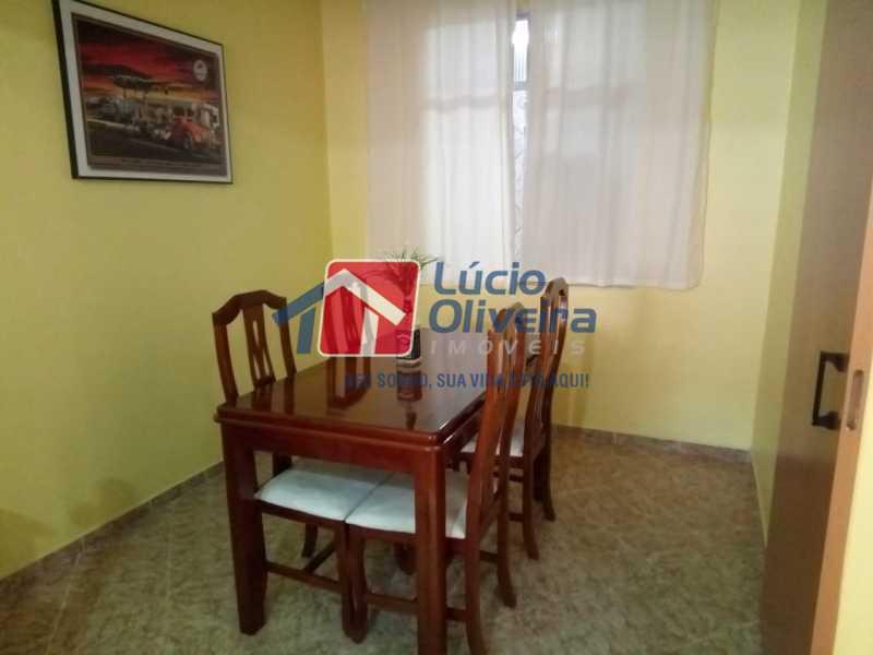 1-Sala jantar..... - Casa de Vila 2 quartos à venda Riachuelo, Rio de Janeiro - R$ 399.000 - VPCV20059 - 1