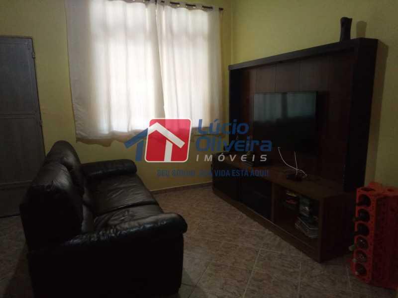 3-Sala TV. - Casa de Vila 2 quartos à venda Riachuelo, Rio de Janeiro - R$ 399.000 - VPCV20059 - 4