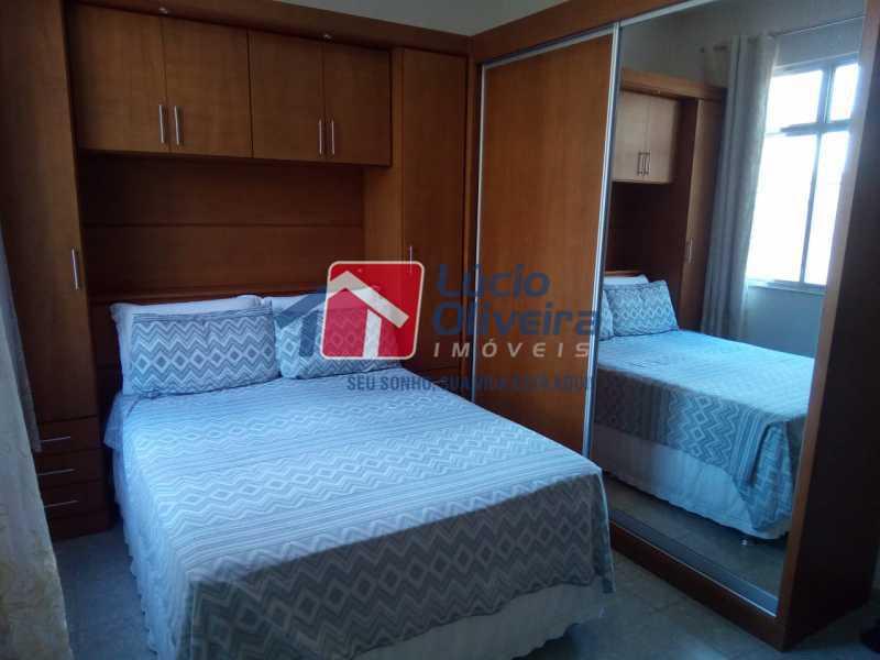 4-Quarto casal 1. - Casa de Vila 2 quartos à venda Riachuelo, Rio de Janeiro - R$ 399.000 - VPCV20059 - 5