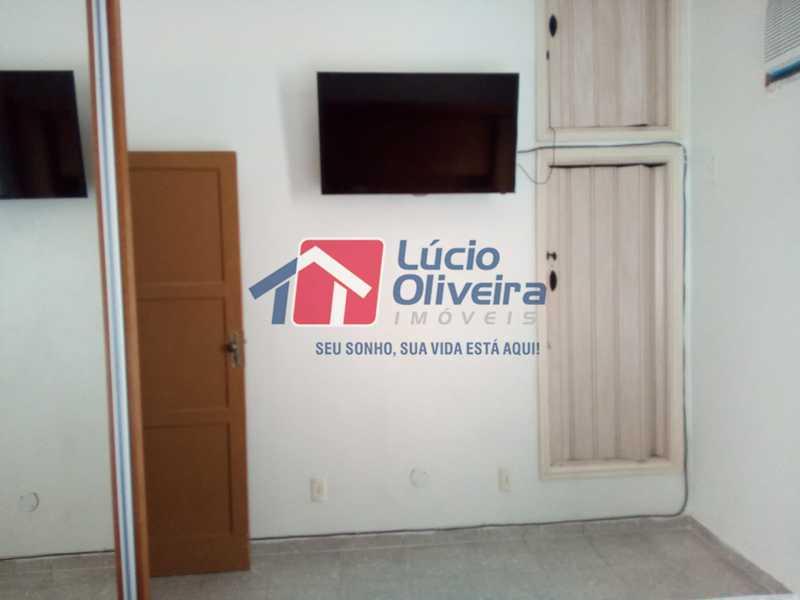 6-Quarto casal. - Casa de Vila 2 quartos à venda Riachuelo, Rio de Janeiro - R$ 399.000 - VPCV20059 - 7