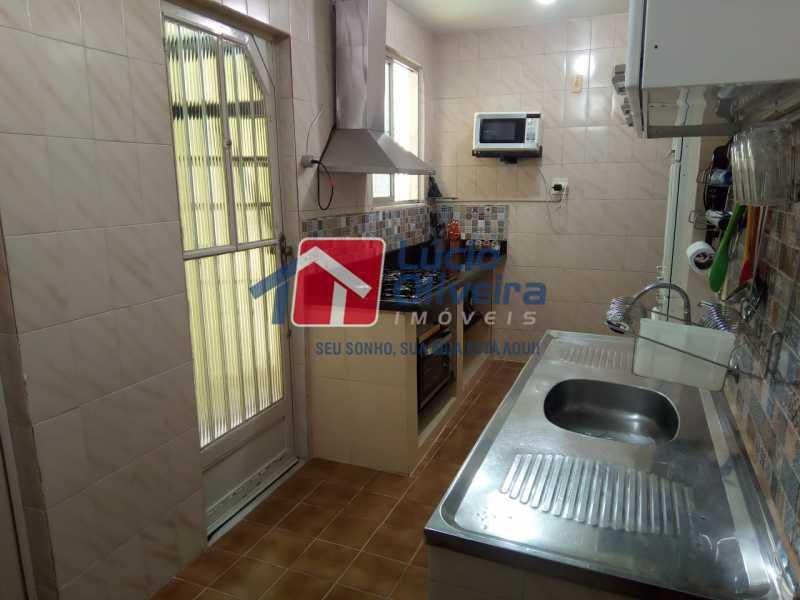 9-Cozinha coifa. - Casa de Vila 2 quartos à venda Riachuelo, Rio de Janeiro - R$ 399.000 - VPCV20059 - 10