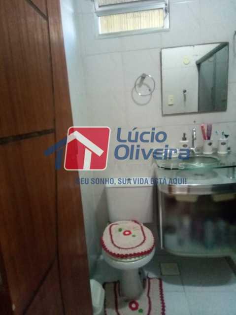 12-Banheiro social. - Casa de Vila 2 quartos à venda Riachuelo, Rio de Janeiro - R$ 399.000 - VPCV20059 - 13