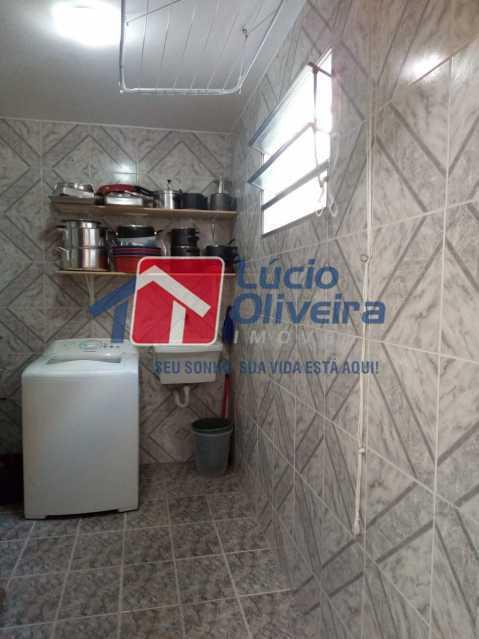 13-Lavanderia. - Casa de Vila 2 quartos à venda Riachuelo, Rio de Janeiro - R$ 399.000 - VPCV20059 - 15