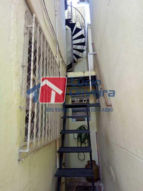16-Acesso Terraço. - Casa de Vila 2 quartos à venda Riachuelo, Rio de Janeiro - R$ 399.000 - VPCV20059 - 18