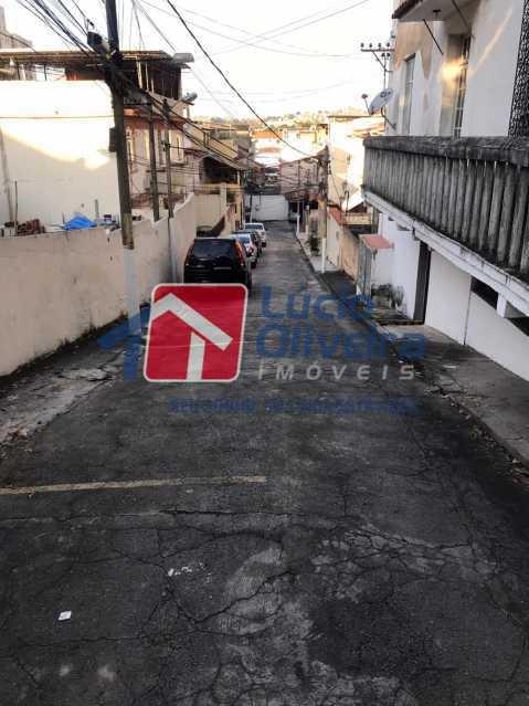23-Vila interna. - Casa de Vila 2 quartos à venda Riachuelo, Rio de Janeiro - R$ 399.000 - VPCV20059 - 25