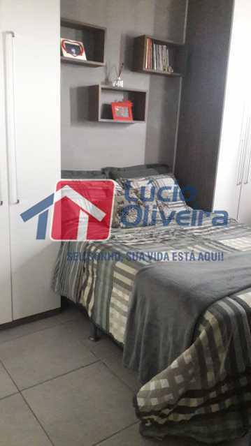 4-Quarto Casal. - Apartamento à venda Rua Bernardo Taveira,Vila da Penha, Rio de Janeiro - R$ 430.000 - VPAP21502 - 6