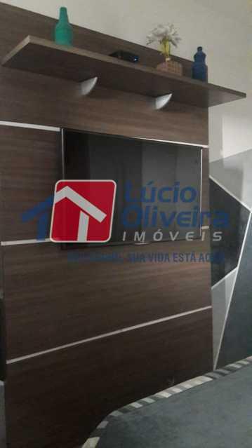 5-Quarto casal 2. - Apartamento à venda Rua Bernardo Taveira,Vila da Penha, Rio de Janeiro - R$ 430.000 - VPAP21502 - 7