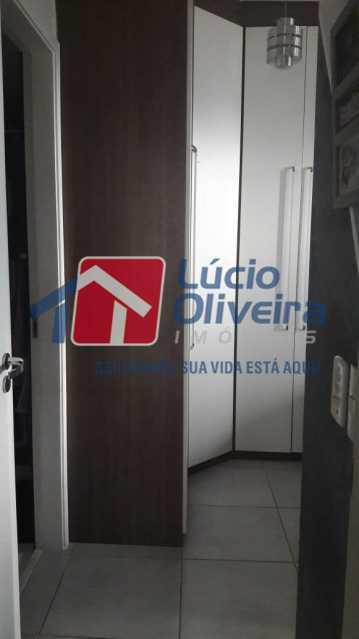 6- Quarto Casal planejados. - Apartamento à venda Rua Bernardo Taveira,Vila da Penha, Rio de Janeiro - R$ 430.000 - VPAP21502 - 8