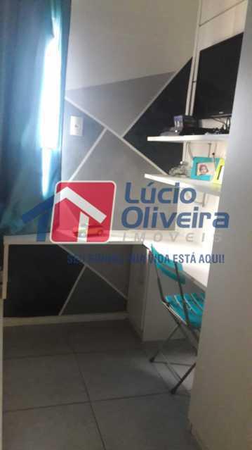 8-Quarto planejado. - Apartamento à venda Rua Bernardo Taveira,Vila da Penha, Rio de Janeiro - R$ 430.000 - VPAP21502 - 10