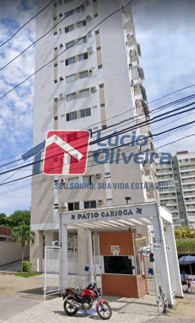 20-Portaria - Apartamento à venda Rua Bernardo Taveira,Vila da Penha, Rio de Janeiro - R$ 430.000 - VPAP21502 - 21