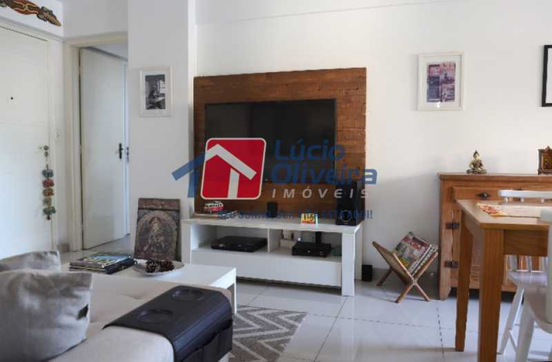 4-  Sala TV - Apartamento à venda Rua Leopoldino Bastos,Engenho Novo, Rio de Janeiro - R$ 313.950 - VPAP21504 - 5