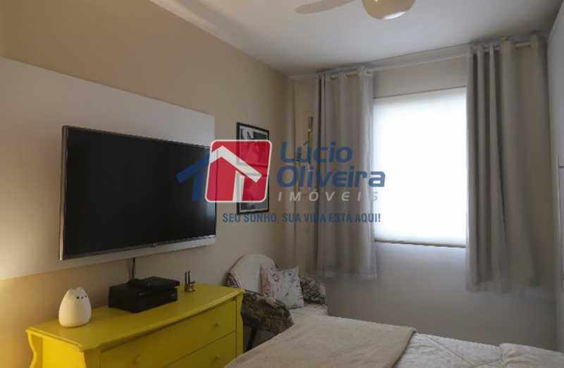 8- Quarto Casal - Apartamento à venda Rua Leopoldino Bastos,Engenho Novo, Rio de Janeiro - R$ 313.950 - VPAP21504 - 9