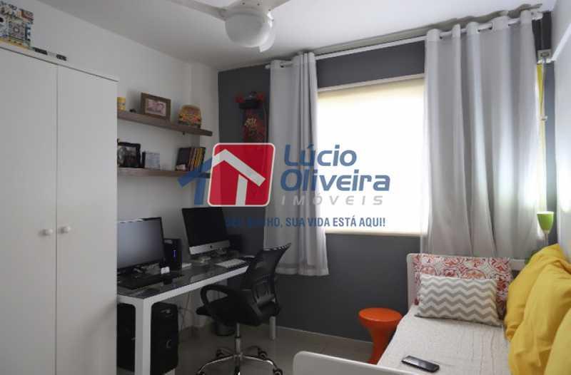 9-Quarto Solteiro - Apartamento à venda Rua Leopoldino Bastos,Engenho Novo, Rio de Janeiro - R$ 313.950 - VPAP21504 - 10