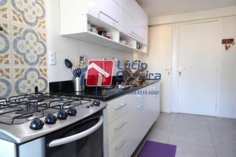 11- Cozinha com armarios - Apartamento à venda Rua Leopoldino Bastos,Engenho Novo, Rio de Janeiro - R$ 313.950 - VPAP21504 - 12