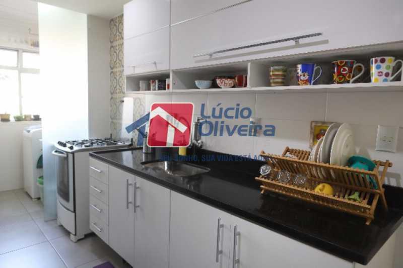 12Cozinha Modulada - Apartamento à venda Rua Leopoldino Bastos,Engenho Novo, Rio de Janeiro - R$ 313.950 - VPAP21504 - 13