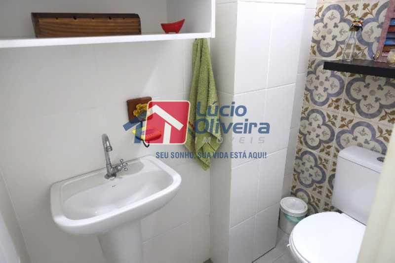 16-Banheiro social - Apartamento à venda Rua Leopoldino Bastos,Engenho Novo, Rio de Janeiro - R$ 313.950 - VPAP21504 - 17