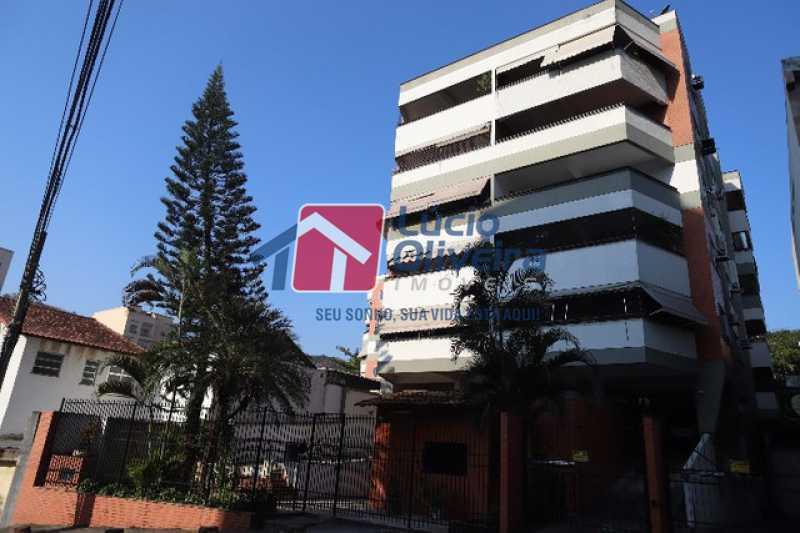 18-Frente Prédio - Apartamento à venda Rua Leopoldino Bastos,Engenho Novo, Rio de Janeiro - R$ 313.950 - VPAP21504 - 19