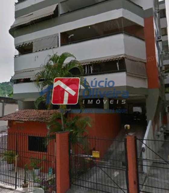 19- Entrada Garagem - Apartamento à venda Rua Leopoldino Bastos,Engenho Novo, Rio de Janeiro - R$ 313.950 - VPAP21504 - 20