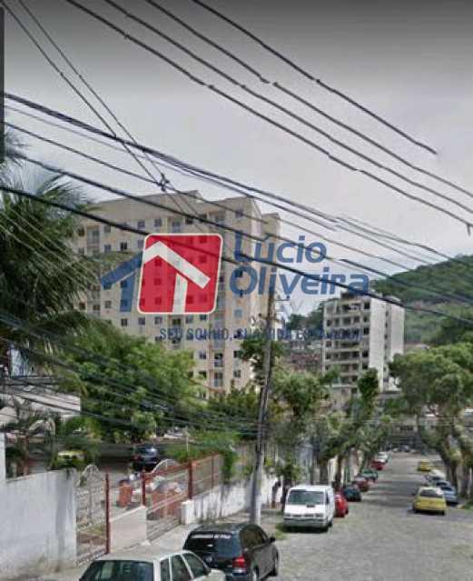 20- Vista Rua - Apartamento à venda Rua Leopoldino Bastos,Engenho Novo, Rio de Janeiro - R$ 313.950 - VPAP21504 - 21