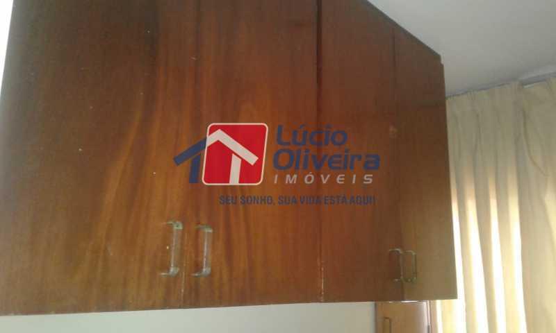 ARMARIO COZINHA. - Apartamento à venda Rua Venâncio Ribeiro,Engenho de Dentro, Rio de Janeiro - R$ 320.000 - VPAP30368 - 11