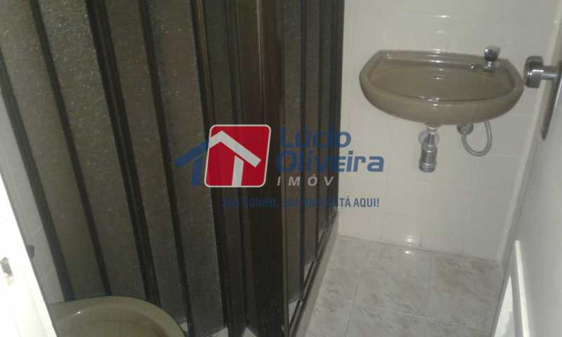BANHEIRO EMPREGADA. - Apartamento à venda Rua Venâncio Ribeiro,Engenho de Dentro, Rio de Janeiro - R$ 320.000 - VPAP30368 - 10