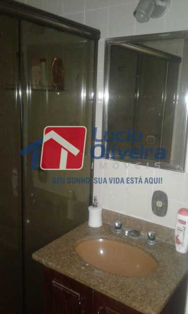 BANHEIRO. - Apartamento à venda Rua Venâncio Ribeiro,Engenho de Dentro, Rio de Janeiro - R$ 320.000 - VPAP30368 - 12