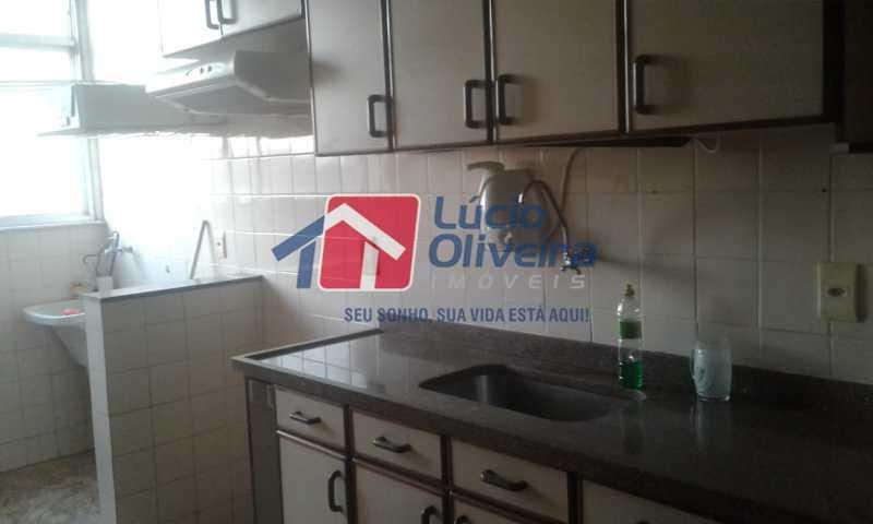 COZINHA E AREA. - Apartamento à venda Rua Venâncio Ribeiro,Engenho de Dentro, Rio de Janeiro - R$ 320.000 - VPAP30368 - 14