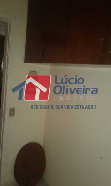 QUARTO MENOR 2. - Apartamento à venda Rua Venâncio Ribeiro,Engenho de Dentro, Rio de Janeiro - R$ 320.000 - VPAP30368 - 22