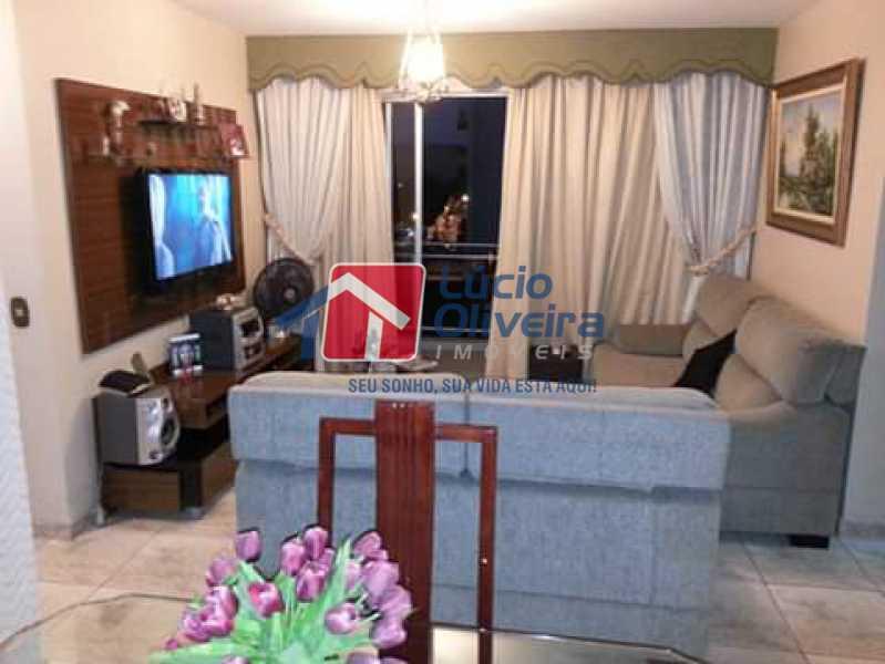 SALA 3. - Apartamento à venda Rua Venâncio Ribeiro,Engenho de Dentro, Rio de Janeiro - R$ 320.000 - VPAP30368 - 1
