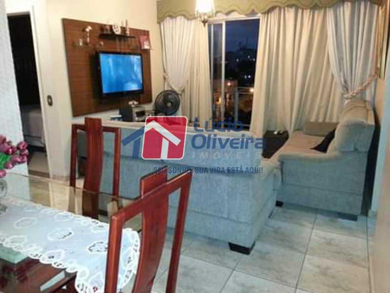 SALA4. - Apartamento à venda Rua Venâncio Ribeiro,Engenho de Dentro, Rio de Janeiro - R$ 320.000 - VPAP30368 - 4