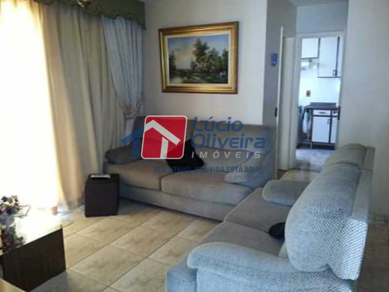 SALA5. - Apartamento à venda Rua Venâncio Ribeiro,Engenho de Dentro, Rio de Janeiro - R$ 320.000 - VPAP30368 - 3