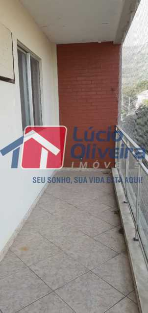 VARANDA 2. - Apartamento à venda Rua Venâncio Ribeiro,Engenho de Dentro, Rio de Janeiro - R$ 320.000 - VPAP30368 - 29